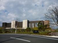 日本平ホテルが見えてきました。