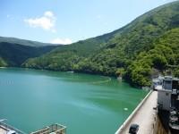 井川湖(ダム湖)