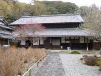 大鐘家・母屋(国の重要文化財)