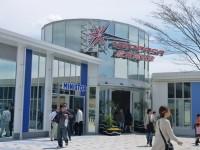 SAの商業施設が楽しい。